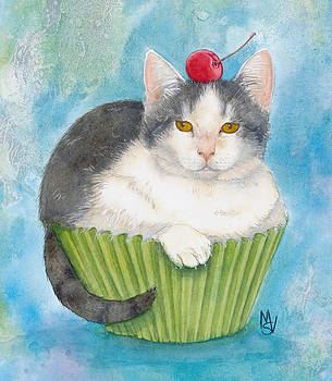Muffin of Animal Rescue and Foster by Marie Stone Van Vuuren