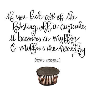 Muffins by Nancy Ingersoll