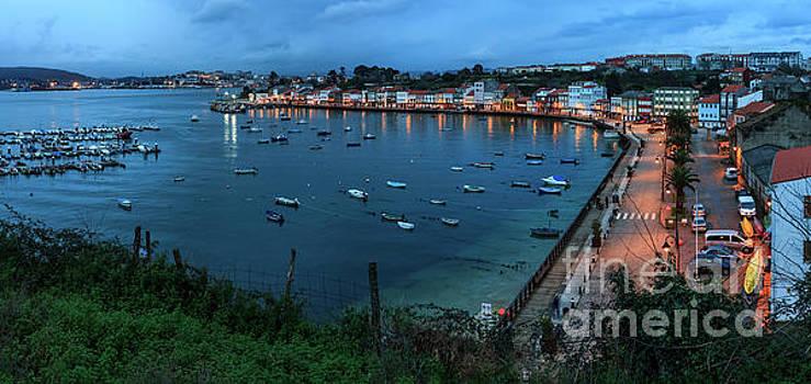 Mugardos Port La Coruna Spain by Pablo Avanzini