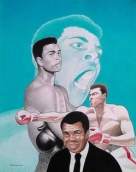Muhammad Ali Haj by Jay Thomas II