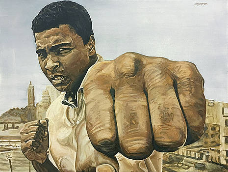 Michael Morgan - Muhammad Ali