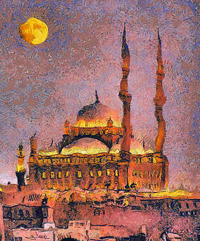 Muhammad Ali Mosque by George Rossidis