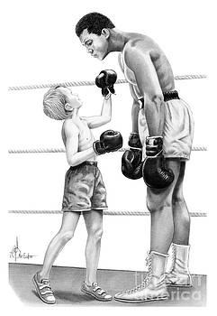 Muhammad Ali by Murphy Elliott