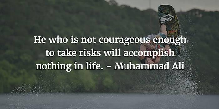 Matt Create - Muhammad Ali Quote