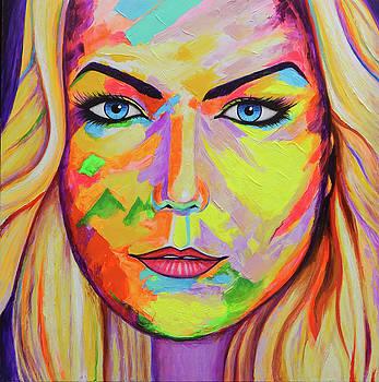 Mujer by Angel Ortiz