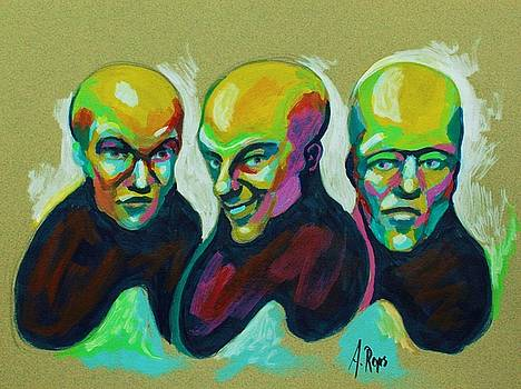 Multiple Personality by Angel Reyes