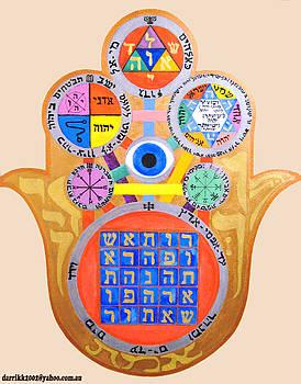 Darren Stein - Multiple Solomaic Amulets