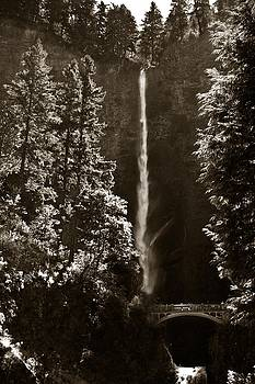 Christopher Meade - Multnomah Falls