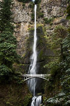 Multomah Falls 1 by John Gusky