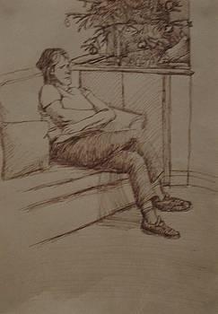 Mum by Kellie Hogben