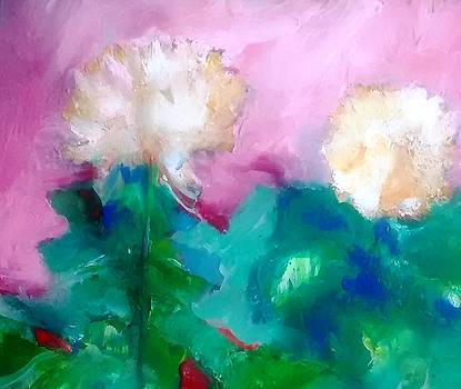 Patricia Taylor - Mums on Pink