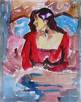 Mumtaz by Abin Raj