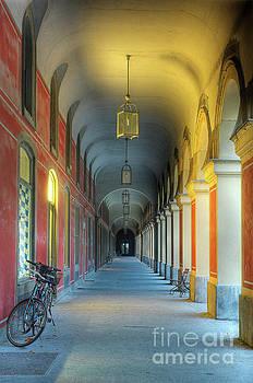 Munich - Hofgarten Arches by Martin Williams