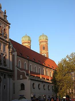 Munich by Jessica Hoover