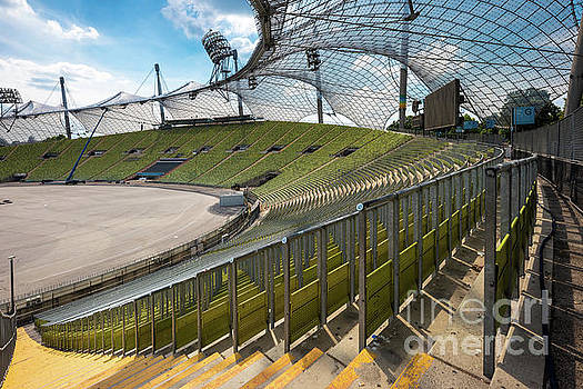 Munich - Olympic Stadium by Juergen Klust