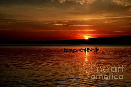 Matthew Winn - Munising Sunrise