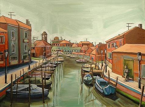 Murano Italy by Kevin Davidson
