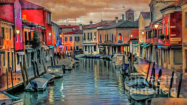 Murano Twilight by Brian Tarr