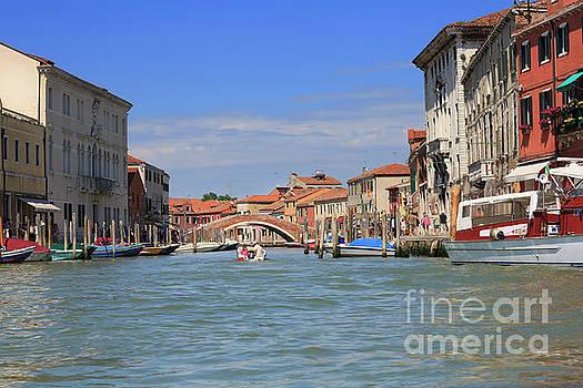Murano, Venice, Italy by Louise Heusinkveld