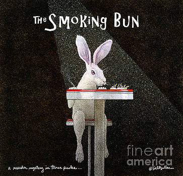 Murder Mystery In Three Packs... The Smoking Bun... by Will Bullas