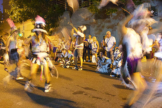 Venetia Featherstone-Witty - Murga in Buenos Aires Argentina