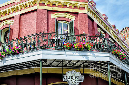 Kathleen K Parker - Muriels on the Square _ NOLA