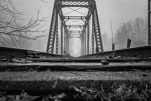 Murphy Trestle Bridge  by Kelly Kennon