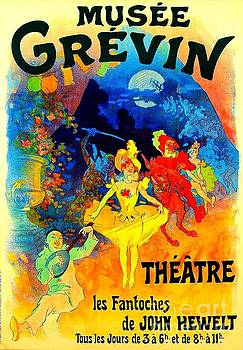 Peter Ogden - Musee Grevin French Fantasy Theatre circa 1900