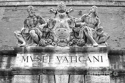 Musei Vaticani by Stefano Senise