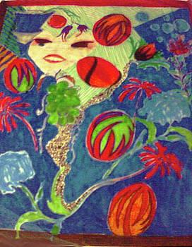 Mushy Fruit Garden by Sabirah Lewis