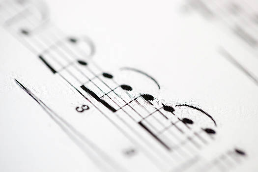 Music And Symphony Note by Azad Pirayandeh