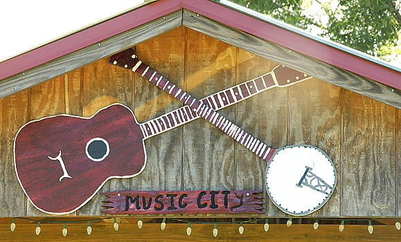 Music City  by Danny Jones