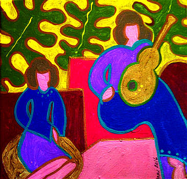 Music class #2 by Anne Robinson