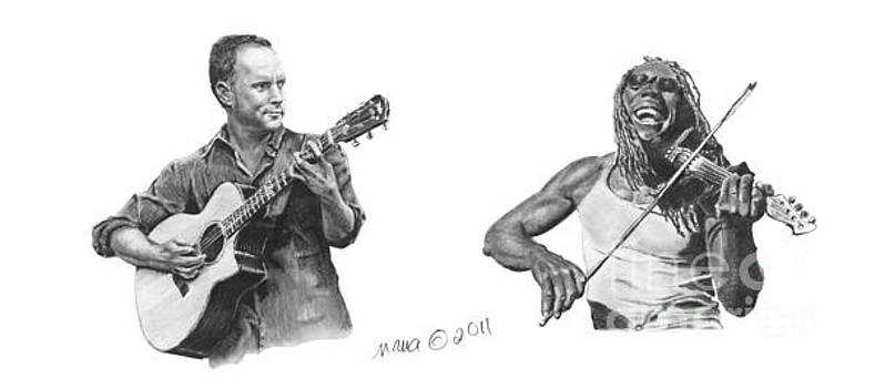 Music Dave Matthews Band by Marianne NANA Betts