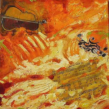 music euphory III by Ewa BOROWKA