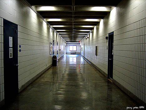Music Hallway by Gerard Yates