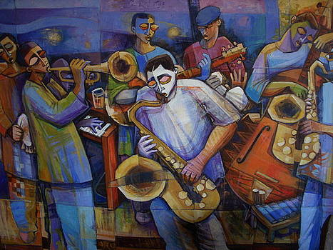 Music makers 2 by Gbenga Offo