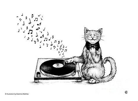 Music Master by Carolina Matthes