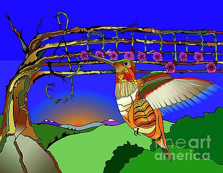 Music of the Hummingbird by Joni Olsen