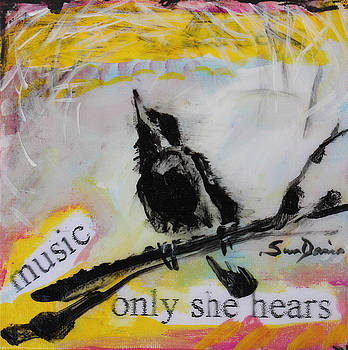 Music Only She Hears by Susan Davies