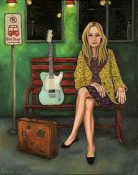 Leah Saulnier The Painting Maniac - Music Traveler 2