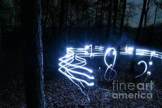 Music Woods by Brian Jones