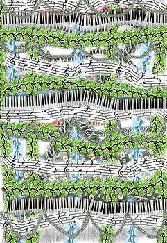 Musical Abstract by Rosalie Scanlon