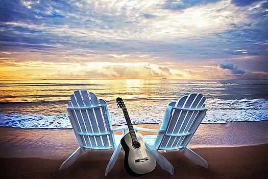 Debra and Dave Vanderlaan - Musical Chairs