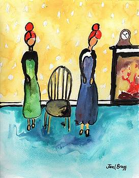 Musical Chairs by Janel Bragg