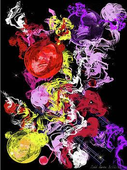 Musical Distort 1 by Todd Amen