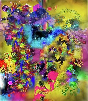 Musical Distort by Todd Amen