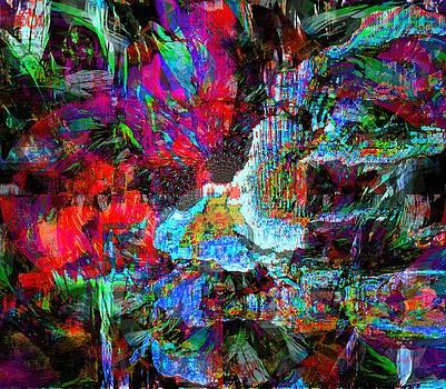 Musical Fountain by Fania Simon