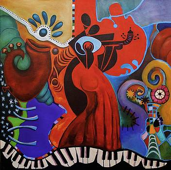 Musical Journey  by Niki Sands