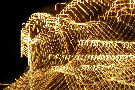 Musical Light by Nabila Khanam